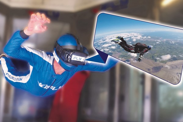 iFLY Indoor Skydiving and Virtual Reality Flight - Off Peak