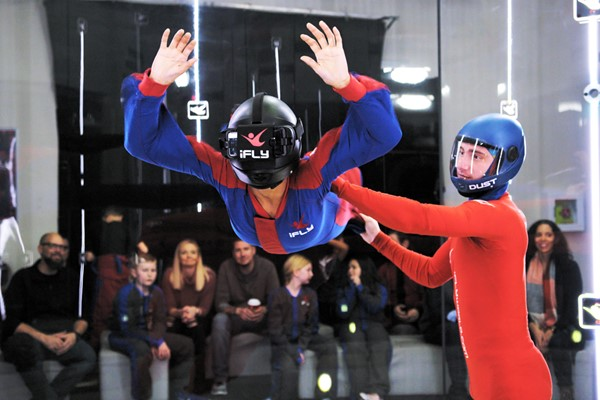 iFLY Indoor Skydiving and VR Flight - Weekround