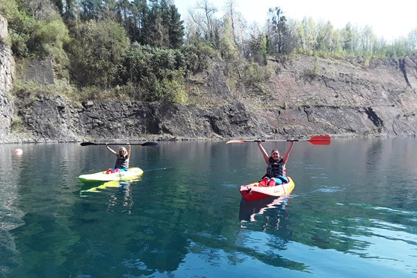 Family Kayaking Experience