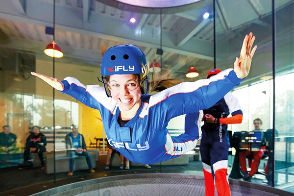 iFLY Indoor Skydiving Experience for One - Special Offer