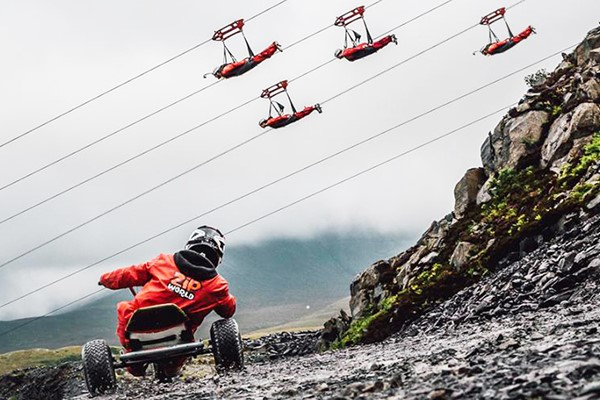 Quarry Karts Experience for Two - Weekround