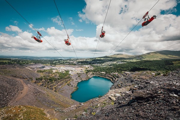 Zip World Velocity for One – Week Round Special Offer