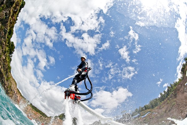 One Hour Flyboarding Experience in Chepstow