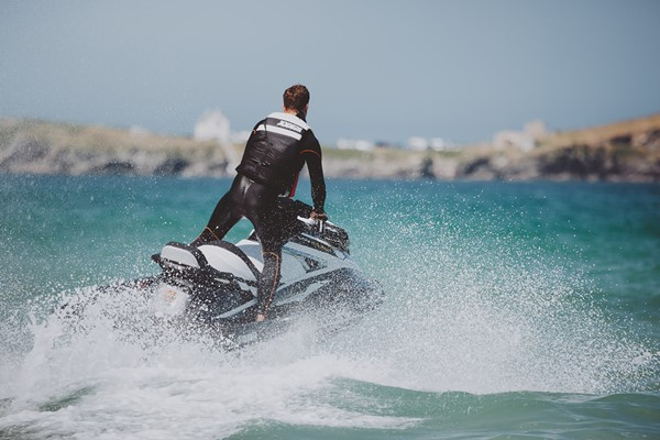 50 Minute Hands On Open Water Jet Ski Safari For One