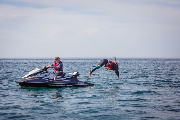 50 Minute Hands On Open Water Jet Ski Safari For Two