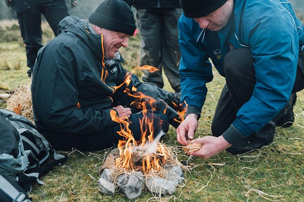 24 Hour Adult Survival Experience With Bear Grylls Survival Academy