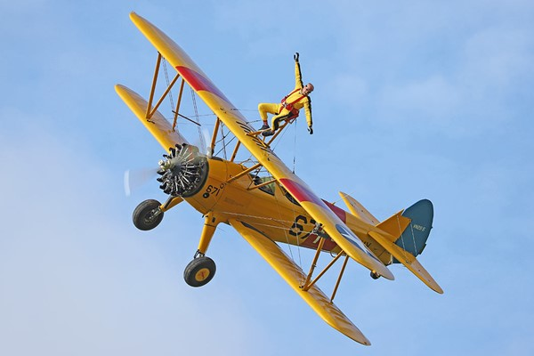 Wingwalking Experience for One