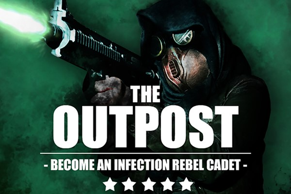 The Outpost Zombie Infection for One