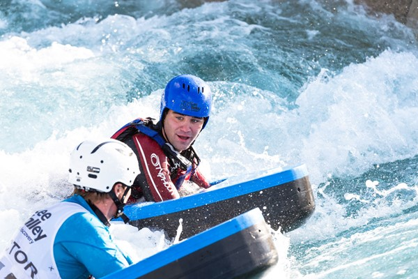 Water Adventure Activity at Lee Valley for One