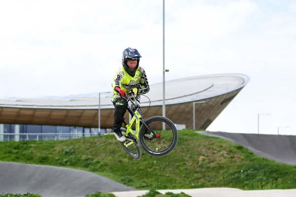 Lee Valley VeloPark Outdoor Cycling for Two