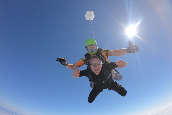 Ultimate 15,000ft Tandem Weekday Skydive for One
