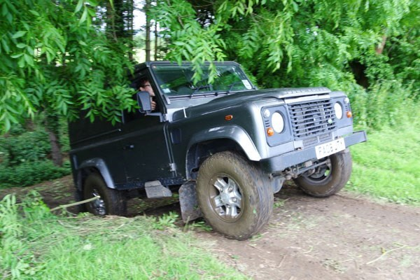 Extended 4x4 Off Road Driving Experience