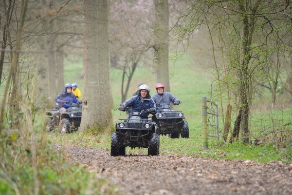 Quad Biking Experience