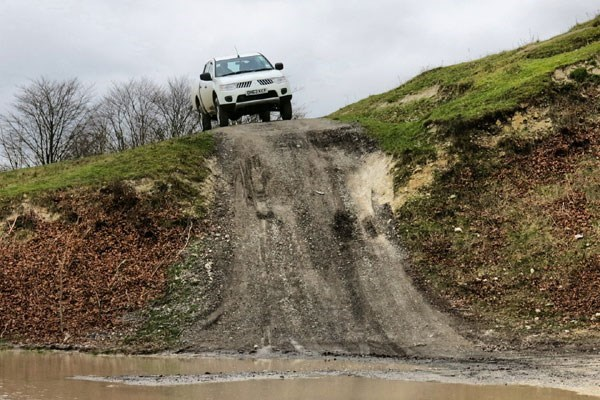 Full Day One-to-One Off Road Driving Experience in Kent