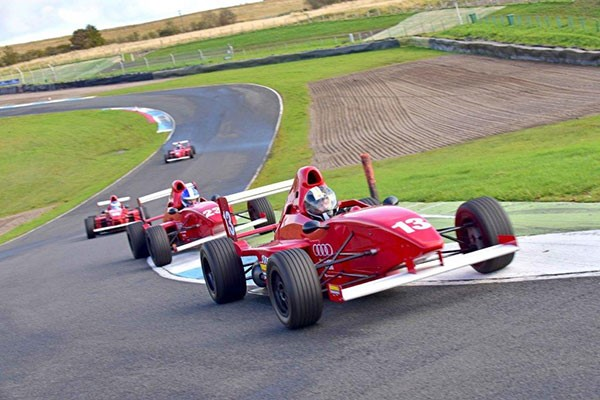 Knockhill Racing Experience