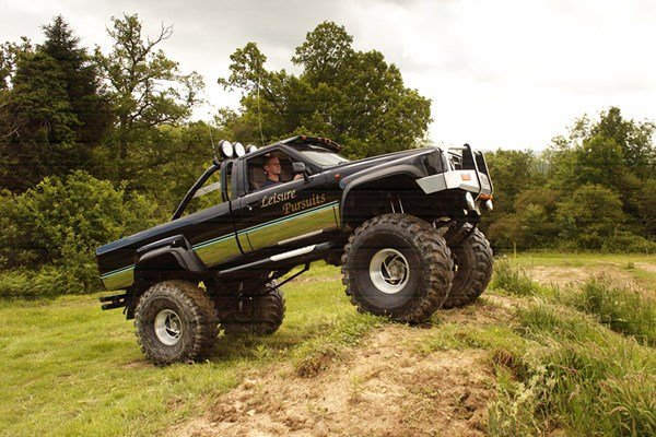Euro Spec Monster Truck Driving Experience