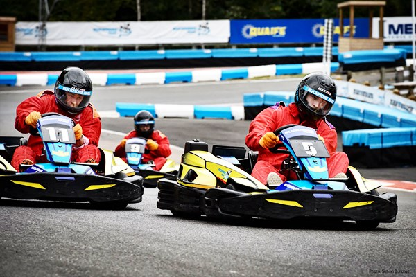 Go Karting West Midlands >> Go Karting at Buckmore Park from Buyagift