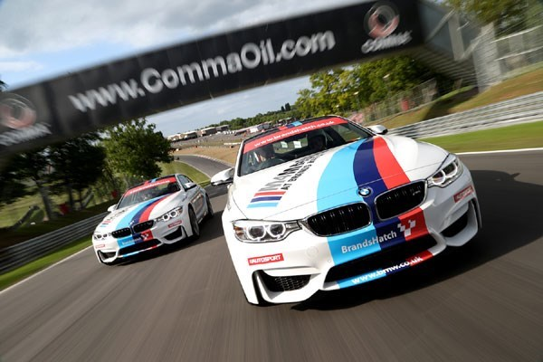 Extended BMW M4 Driving Experience at Brands Hatch