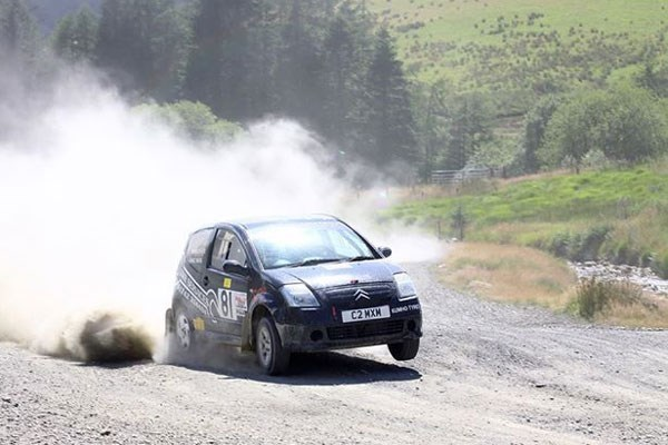 Full Day Rally Driving Experience