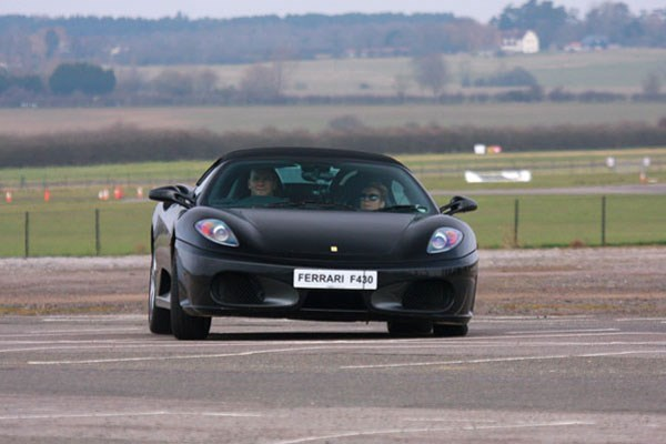 Supercar Driving Blast With Passenger Ride From Buyagift