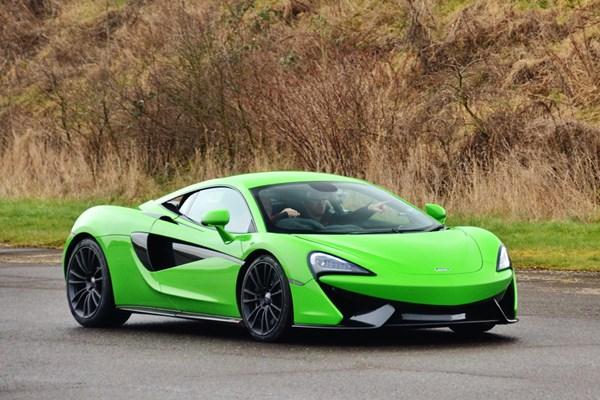 McLaren 570S Thrill