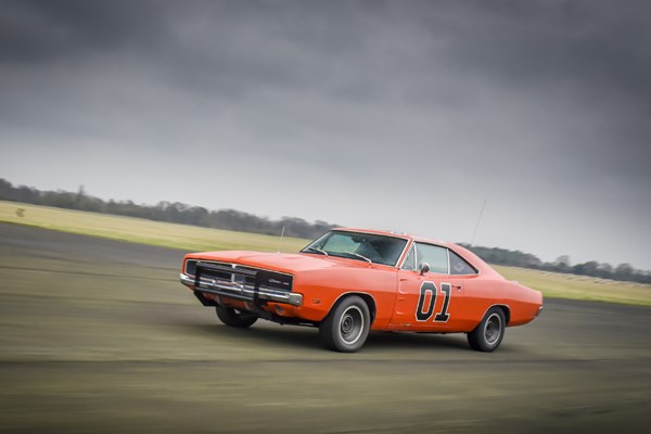 Dukes of Hazzard General Lee Driving Thrill Experience