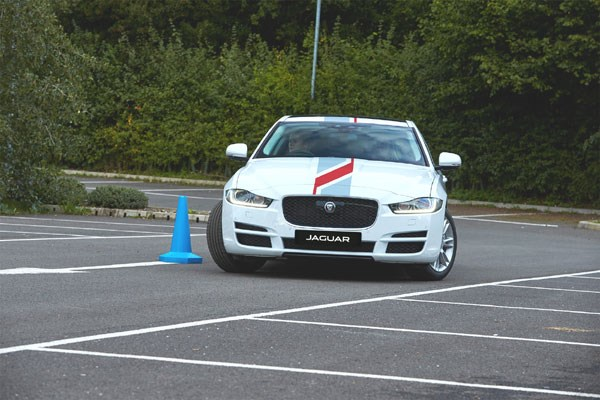 Deluxe Jaguar XE First Drive