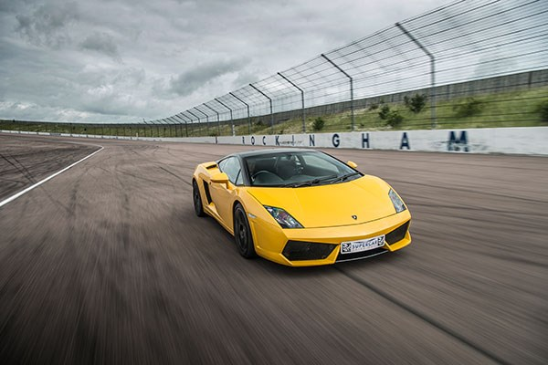 Supercar Blast with High Speed Passenger Ride and Photo
