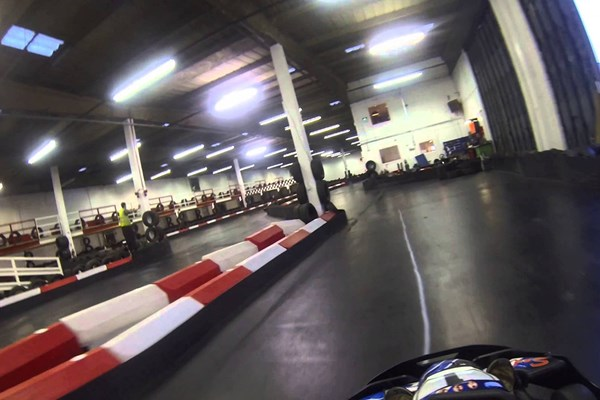 Karting for Two at The Race Club UK