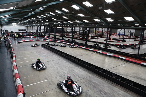 Karting Experience for Two at Capital Karts from Buyagift