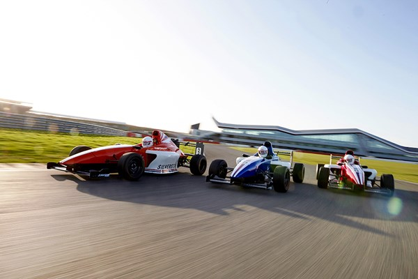 Silverstone Single Seater Driving Experience