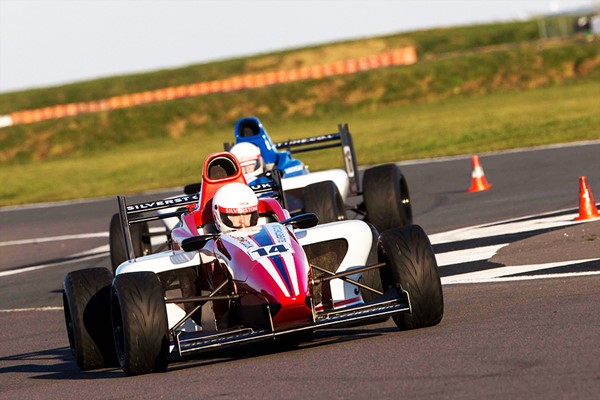 Silverstone Single Seater Early Bird Driving Thrill
