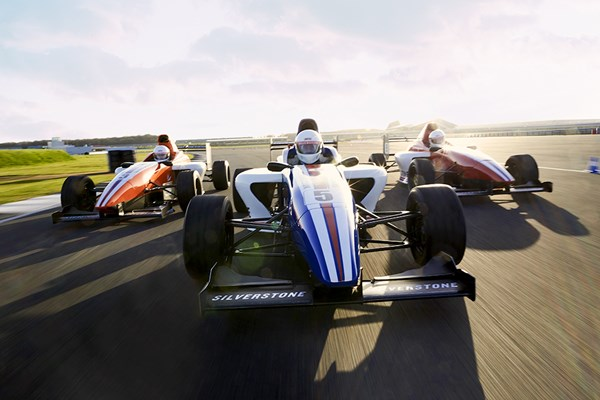 Silverstone Single Seater Early Bird Experience