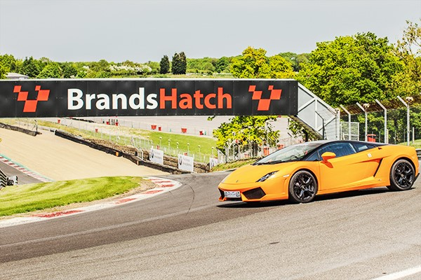 Supercar Driving Blast at Brands Hatch