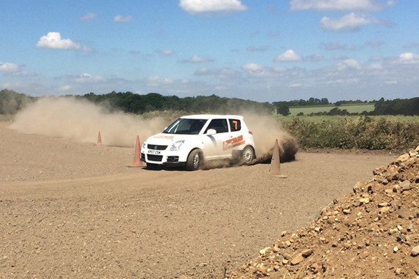 9 Mile Suzuki Swift Cup Car Rally Experience
