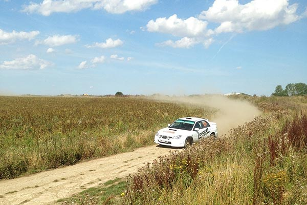9 Mile Subaru Prodrive Rally Experience
