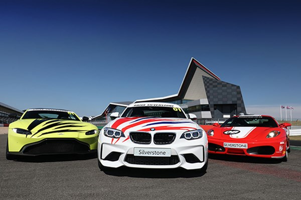 Silverstone Supercar Early Bird Experience