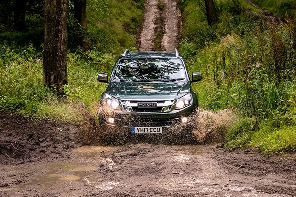 Off Road Driving Experience for Two