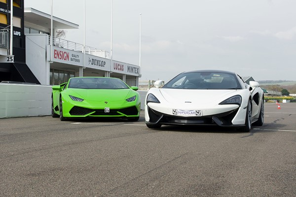 Double Supercar Driving Blast In Scotland