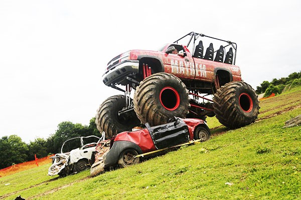 Monster Truck Driving Experience for Two