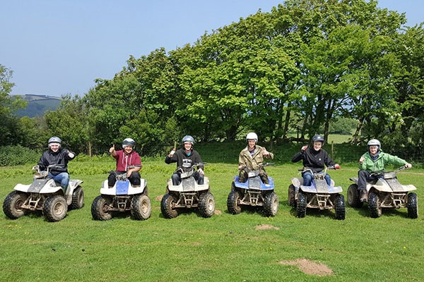 Click to view details and reviews for Quad Biking Lesson For Two At Keypitts Off Road Adventures.