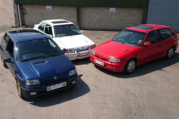 Triple Hot Hatch Blast Driving Experience