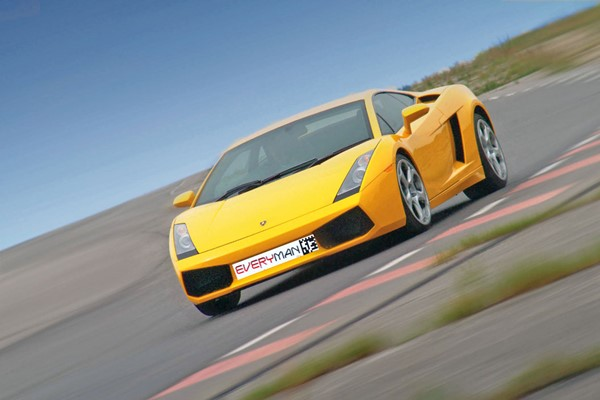 Lamborghini Platinum Thrill at Goodwood for One