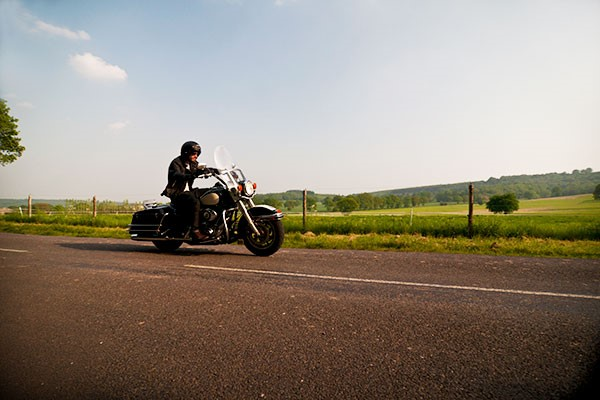 Harley-Davidson Pillion Ride - Half Day Experience