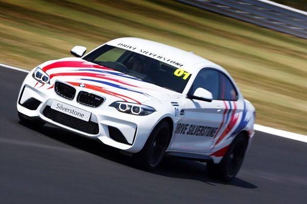 BMW M2 Driving Experience for One at Silverstone