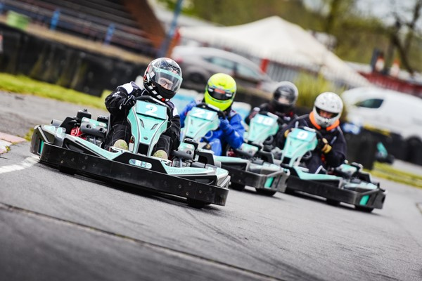 Click to view details and reviews for Weekend Grand Prix Karting For Two At Rye House Karting.