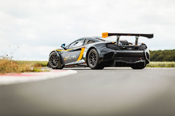 McLaren MP4 GT3 Driving Experience for One