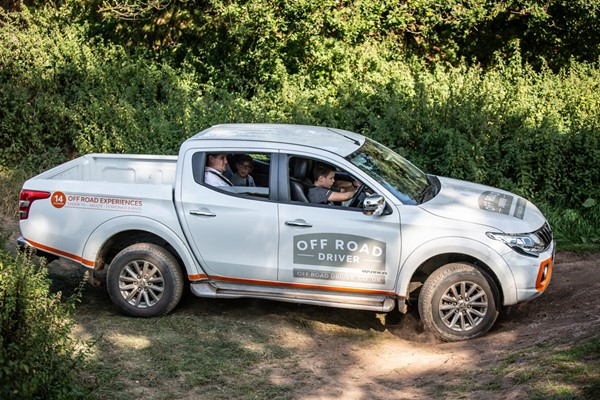 30 Minute Junior Off Road Driving Experience