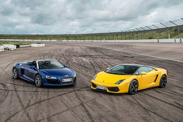 Double Supercar Driving Thrill – Week Round