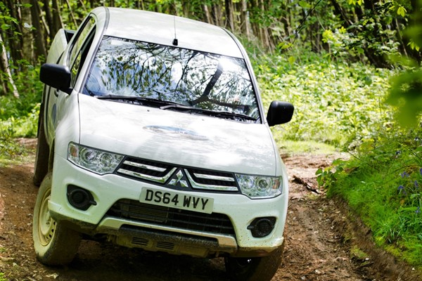 Off Road Driving Experience for Two Adults and Two Children